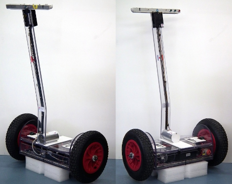 Self-balancing Transport Is Arduino-controlled | Hackaday