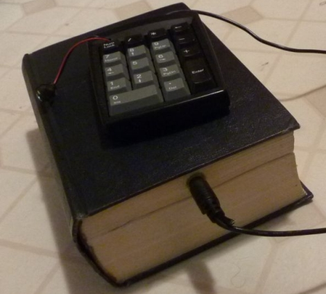 Adding An Electronic Lock To A Diy Book Safe Hackaday
