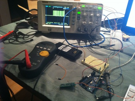 APRS   Hackaday   Page 2