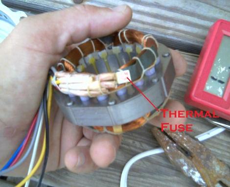 Rebuilding A Fried Fan Motor | Hackaday