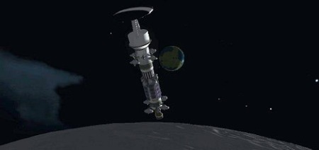 Mapping The Surface Of A Video Game Moon | Hackaday