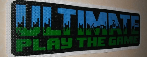 Making Color Matched Perler Bead Art | Hackaday