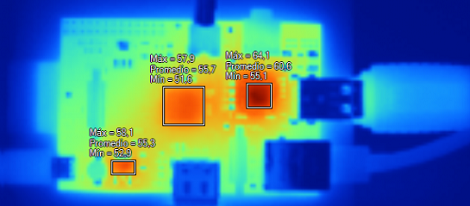 Checking Out The Temperature Of A Raspberry Pi | Hackaday
