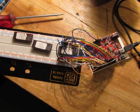 Taking A Dump From Some Old Hardware | Hackaday