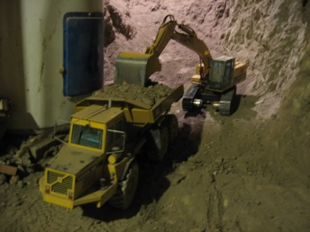 basement excavation
