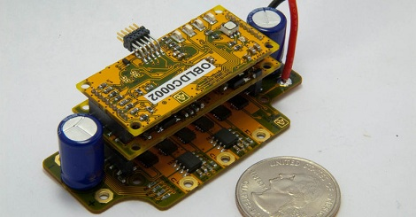Open Source Brushless Motor Controller | Hackaday