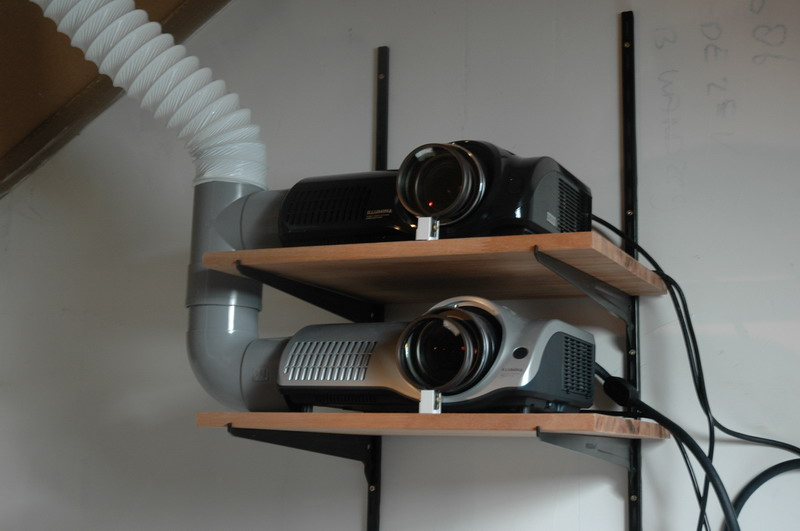 Building A Passive 3d Projection System In Your Attic