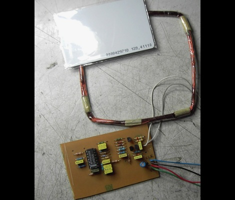Scratch-built RFID Reader | Hackaday