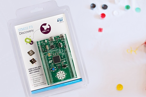 STM32 F4 Discovery Tutorial Using Open Source Tools | Hackaday