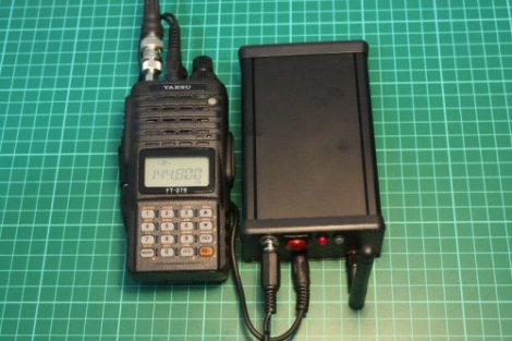 APRS IGate Built Using A Raspberry Pi | Hackaday
