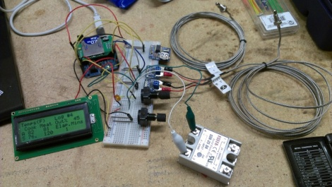 Building A Better PID Smoker Controller | Hackaday