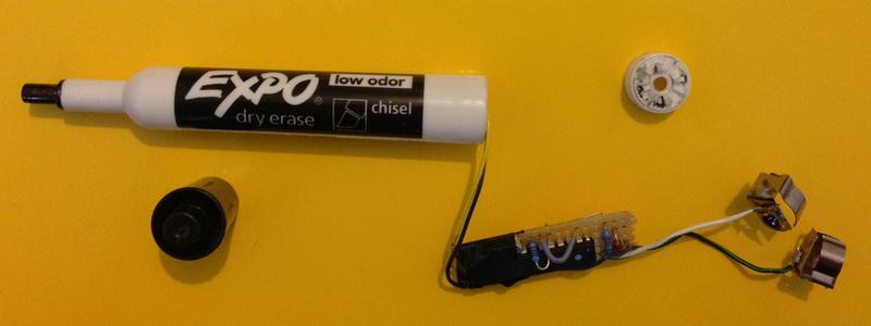 Dry Erase Marker Opens All Hotel Room Doors   Hackaday
