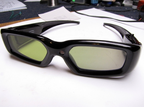 71fdcb53583e Turning 3D Shutter Glasses Into Automatic Sunglasses | Hackaday