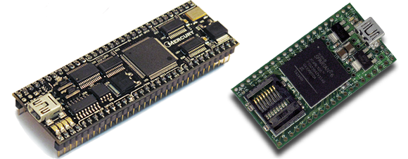 Breadboard Friendly FPGAs | Hackaday