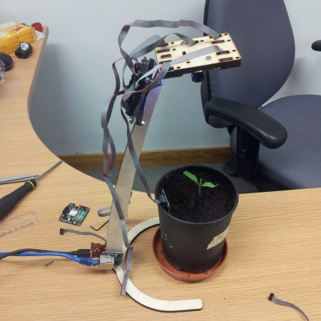 gadgeteer-plant-monitor