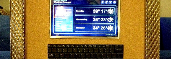 links-netbook-weather-display