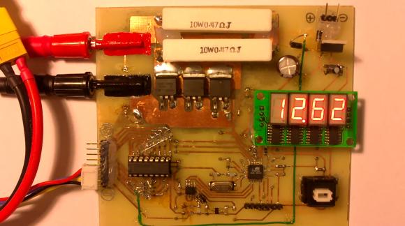 lipo-internal-resistance-meter
