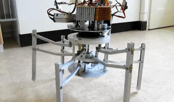 radial-robot