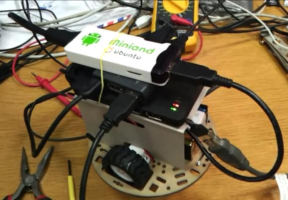 web-server-robot