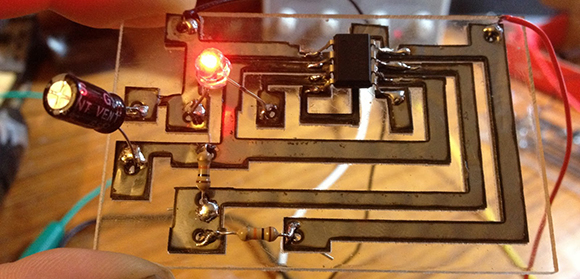 Laser Cut Pcbs Hackaday