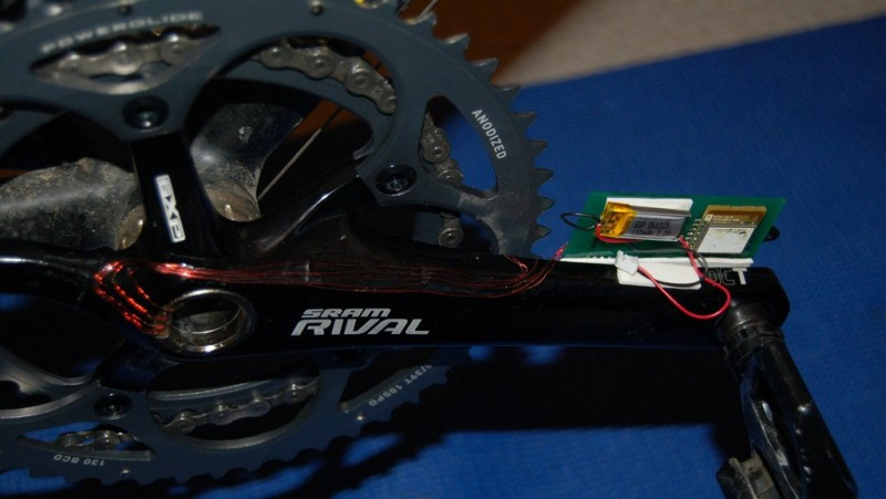 e5d825cf899 Build And Install Your Own High-end Cycling Power Meter | Hackaday
