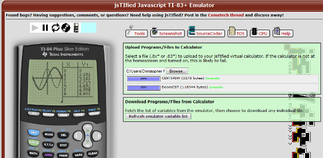 free ti 84 smartview emulator