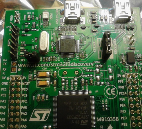 Reverse Engineering ST-Link/V2 Firmware | Hackaday