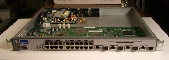 hp-procurve-ethernet-switch-teardown