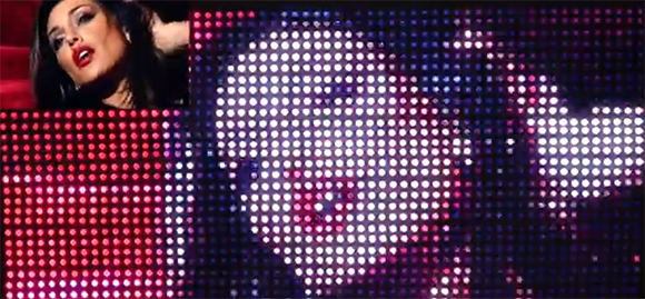 Building Huge Displays With LED Strips   Hackaday