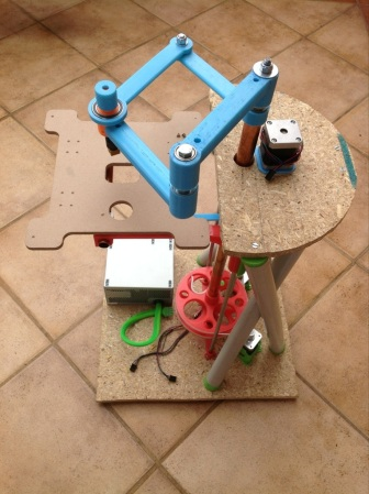 scara-3d-printer