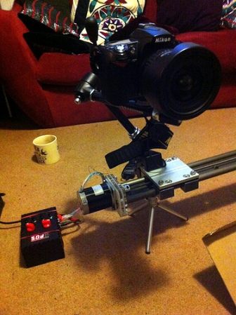 linear-carriage-for-time-lapse-photography