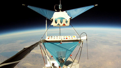 Pongsat space satellite
