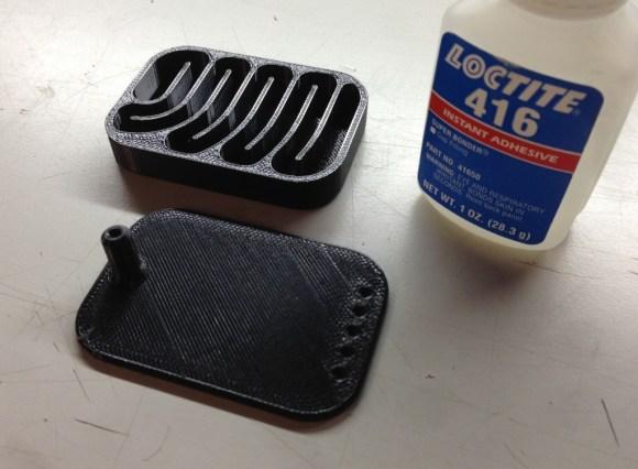 printed-vacuum-pump-muffler