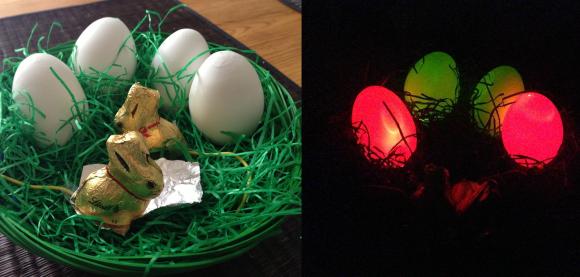 glowing-easter-eggs