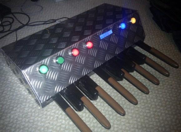 organ-pedal-midi-project