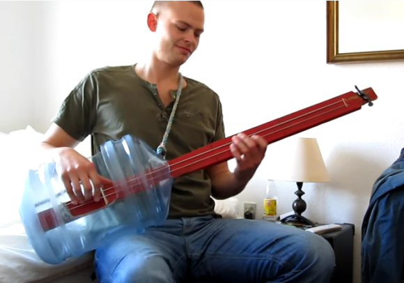 water-bottle-acoustic-guitar