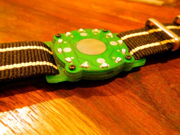 wristwatch-from-sandwitched-pcbs