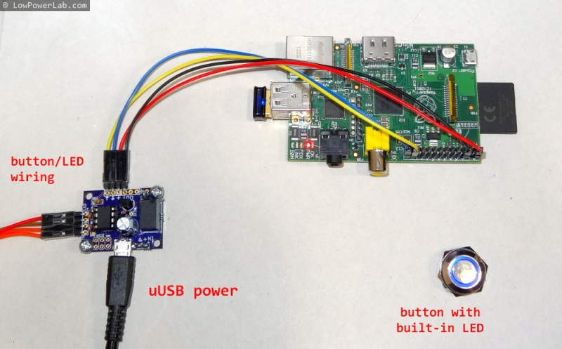 ATX Raspi Is A Smart Power Source For Raspberry Pi | Hackaday