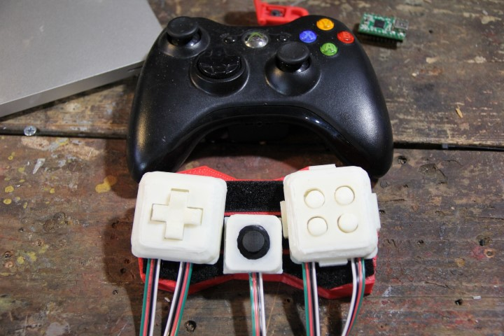 Building Custom Game Controllers For People With Physical