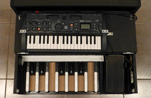 Tearing Apart An Organ And Making A MIDI Keyboard   Hackaday