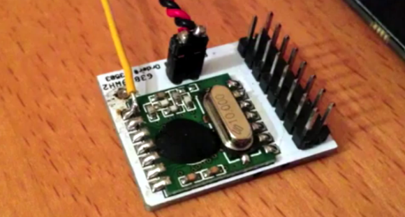 RF Wireless Kernel Module For Raspberry Pi, BeagleBone And