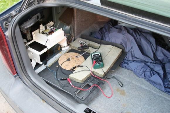 Raspberry Pi Replaces A Volvo Nav System | Hackaday