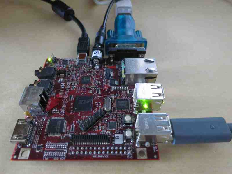 USB Sniffing With The BeagleBoard-xM   Hackaday