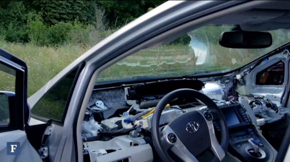Defcon Presenters Preview Hack That Takes Prius Out Of