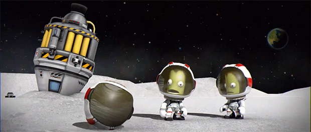 Turning Kerbal Space Program Into A Proper Space Simulator | Hackaday