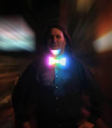 led-bowtie