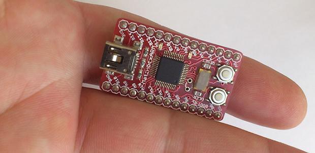 ARM Dev Board With USB Uploading | Hackaday