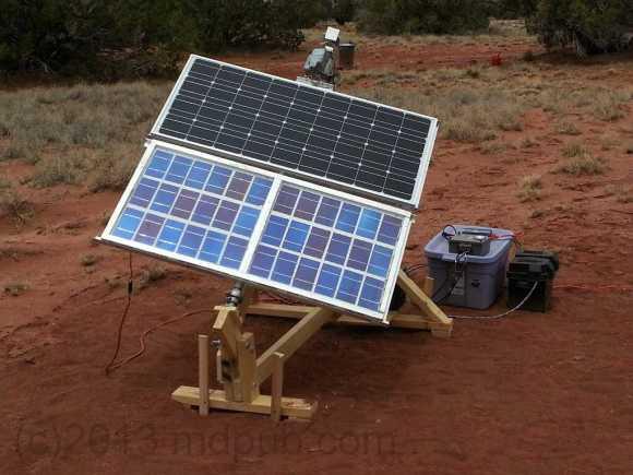 sun-tracking-solar-panels