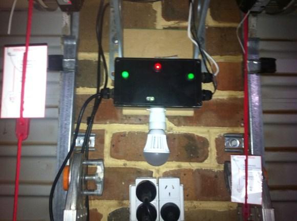 water-heater-controller-automates-garage-doors