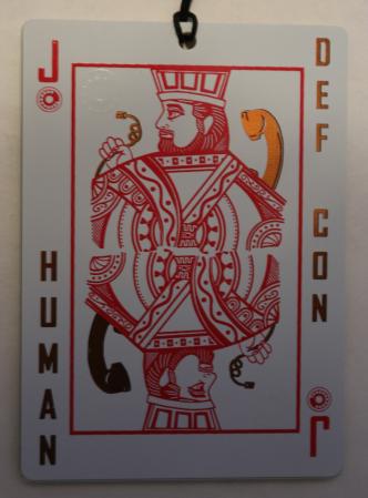 DEF CON 21 Badge